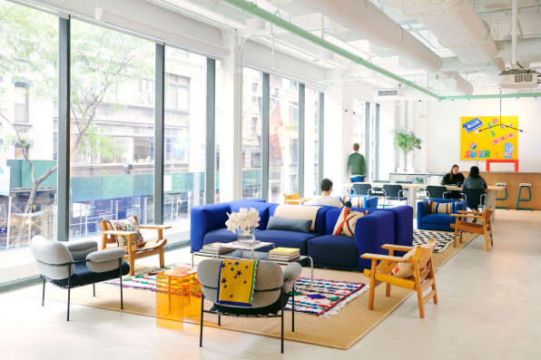 WeWork grows up (and out and everywhere)