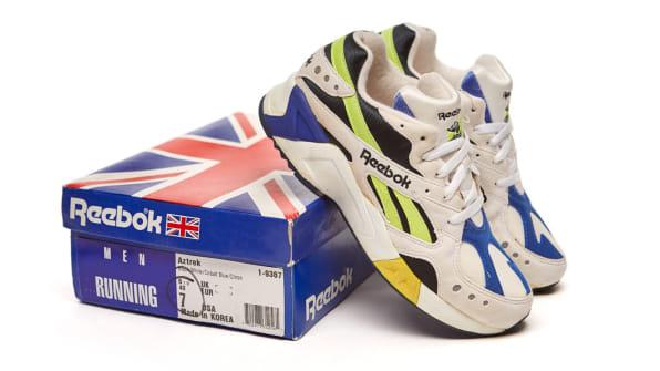 19ec9814b How Reebok is turning 1990s nostalgia into sneaker sales