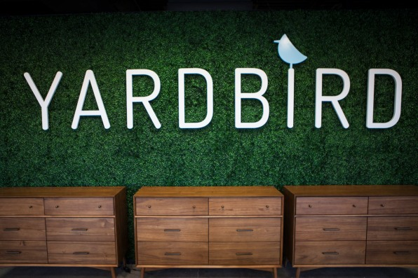 Photo Yardbird