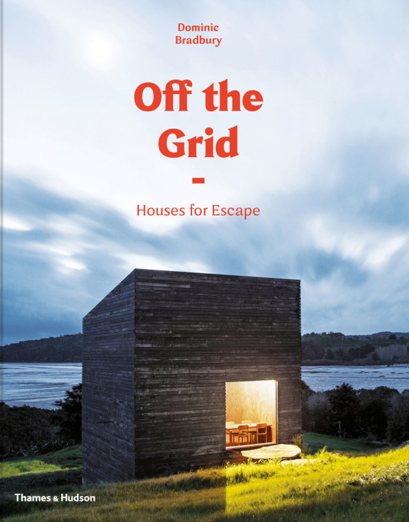 Off the Grid is a book of home porn that nobody will be able