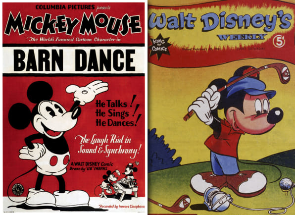 The Big Business Of Selling Mickey Mouse To Adults
