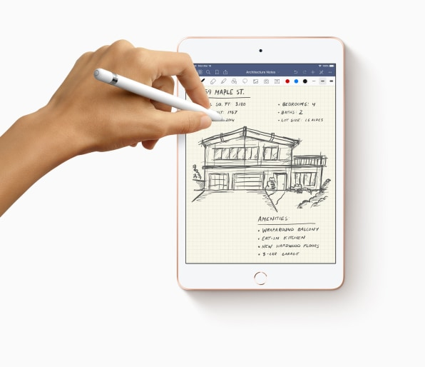New Apple iPad Mini review: renovated, not reimagined