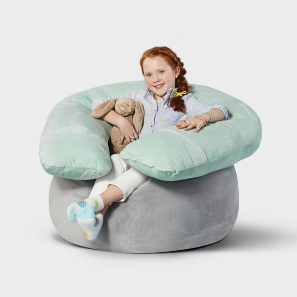 Stupendous Target Pillowfort Furniture For Kids On The Autism Spectrum Squirreltailoven Fun Painted Chair Ideas Images Squirreltailovenorg