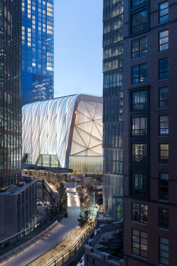 Behind the design of The Shed, NYC's first shapeshifting