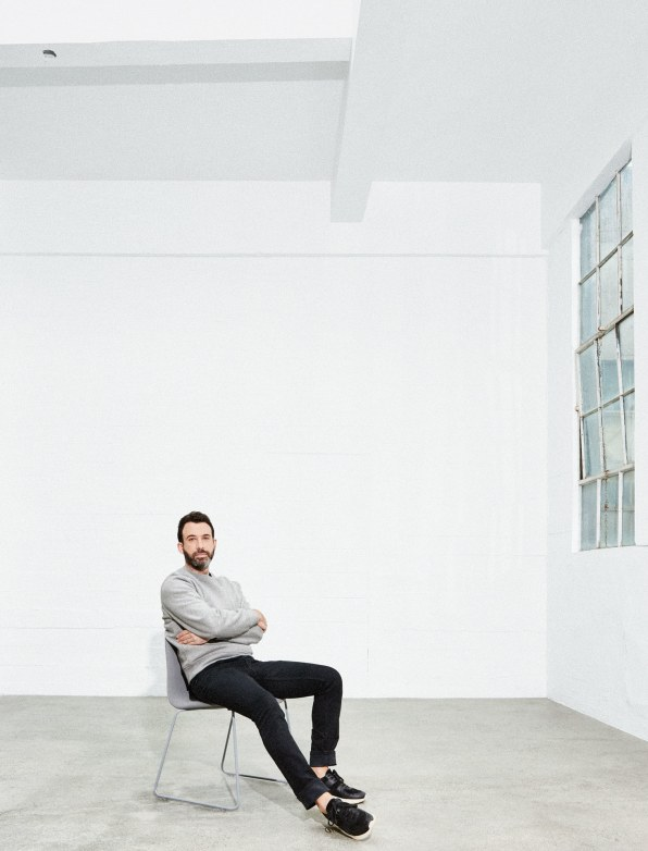 Everlane's founder vowed to remove all new plastic from the brand's supply chain by 2021. Now he has to figure out how