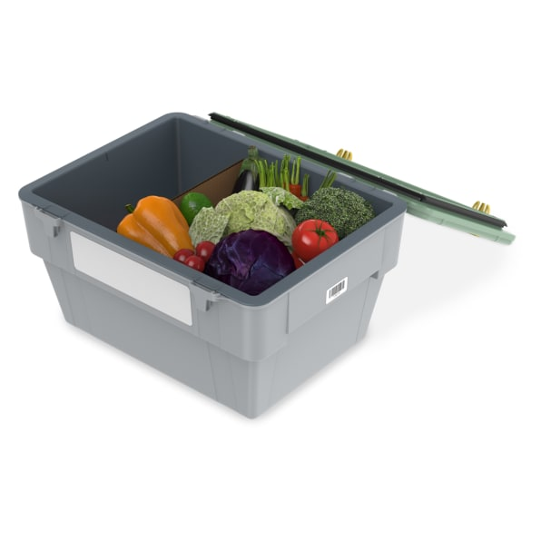 Liviri reusable boxes tackle meal kits' over-packaging problem