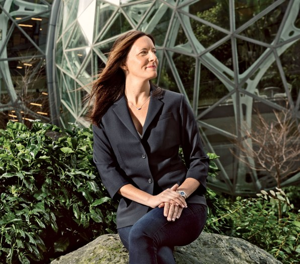 Amazon HR chief Beth Galetti has one of tech's biggest jobs