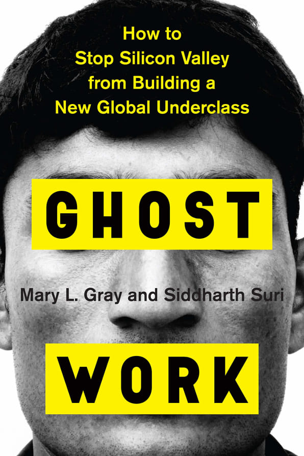 Ghost work book excerpt: What it's like to work for Amazon's