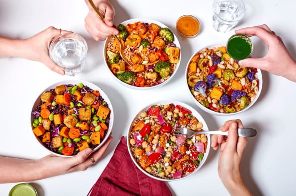 These hip, healthy TV dinners just might win over the