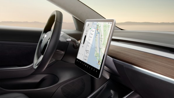Why Tesla's dashboard touch screens suck