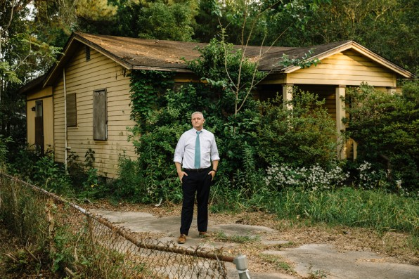 Blight is eating American cities  Mobile, Alabama, stopped it
