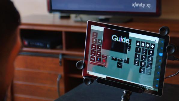 Comcast debuts a digital remote powered by eye gaze