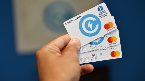 This business credit card for nonprofits helps charities reward themselves