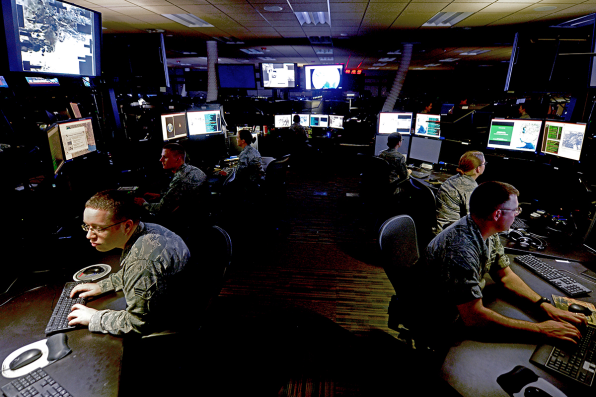 How Big Tech is helping build the Pentagon's all-seeing eye-in-the-sky