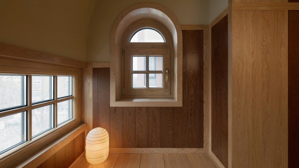 Drawing Architecture Studio Builds Japanese Teahouse On Balcony