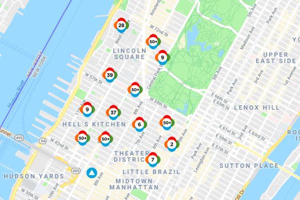 Nyc Power Outage Slows Midtown Manhattan To A Crawl Cripples Subways