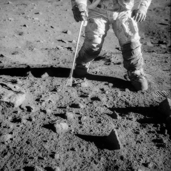 How do you explore the Moon without ruining it?