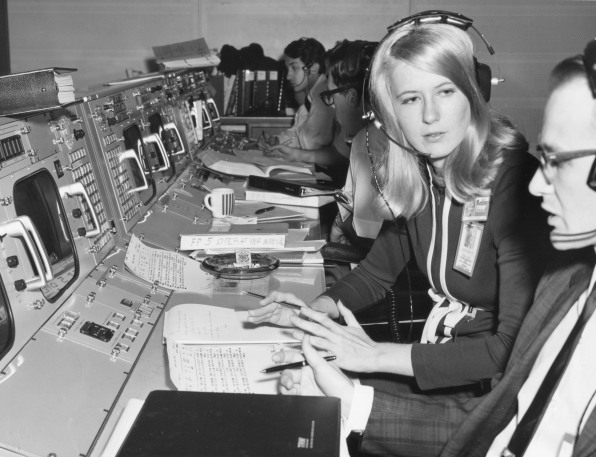 How Poppy Northcutt cracked NASA's boys' club