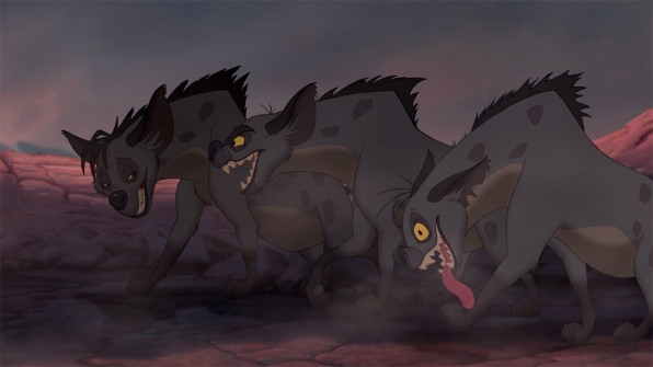 Disney Replaced The First Lion King S Racist Hyenas