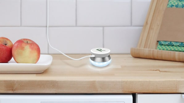 This concept gadget scans your trash to tell you if it's