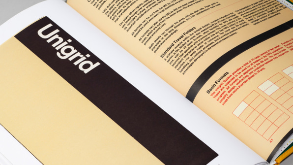 unigrid system. photo courtesy of Standards Manual