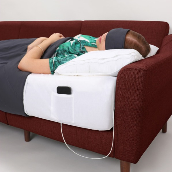 Sleep Kit Turns Any Sofa Into A Bed