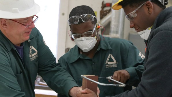 These Diverse Service Corps Are Helping Fix Our National Parks