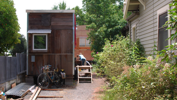 Rent the Backyard wants to put a free tiny house in your backyard