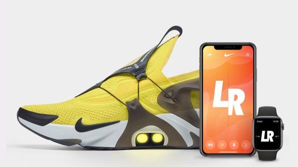 Nike has a high-tech shoe you can