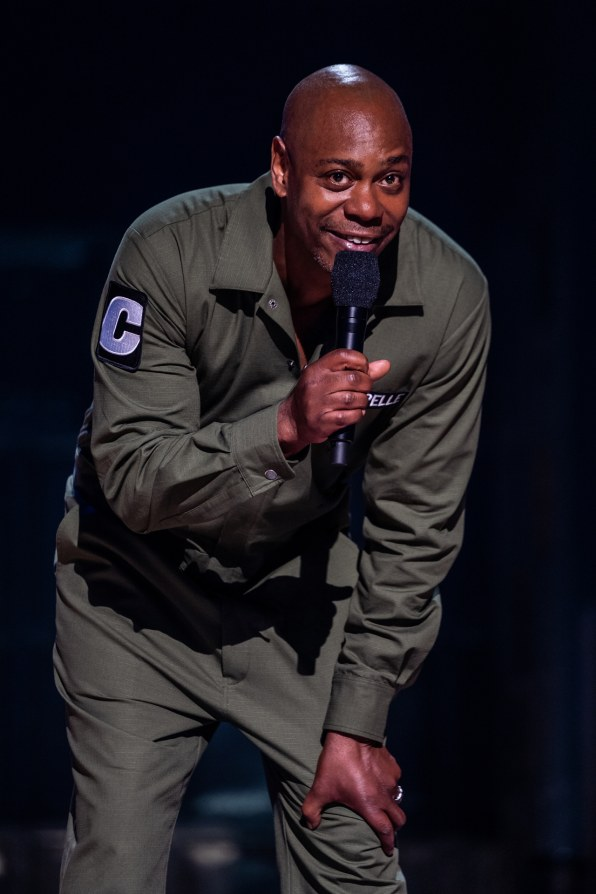 Dave Chappelle stuck on cancel culture in Netflix special