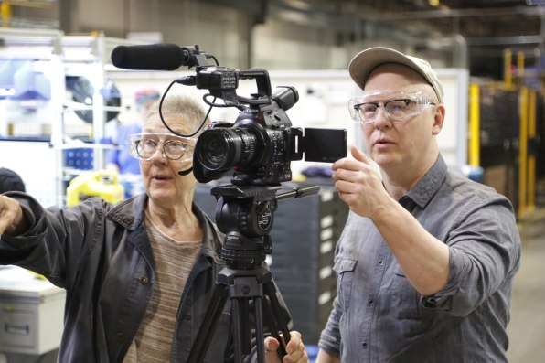 Producers of Netflix's American Factory launch social-impact