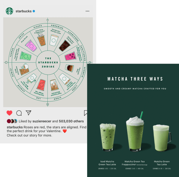Starbucks Introduces New Branding Scheme Colors And Typography