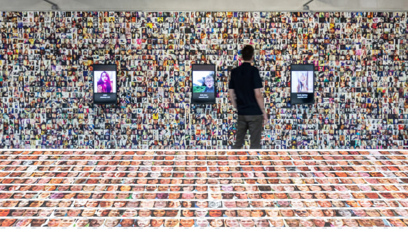Who does AI think you are? This groundbreaking new exhibit will show you