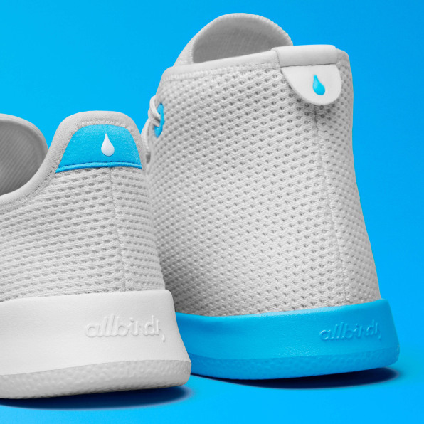 Allbirds and JUST Water launch two