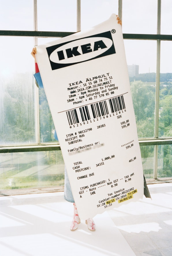 The Ikea X Virgil Abloh collection drops on November 1
