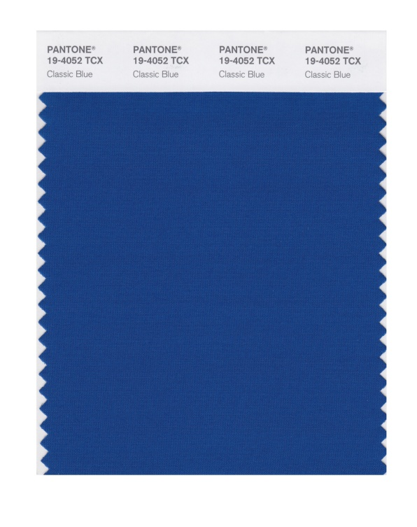 Pantone Colors 2020.Pantone S 2020 Color Of The Year Is Classic Blue