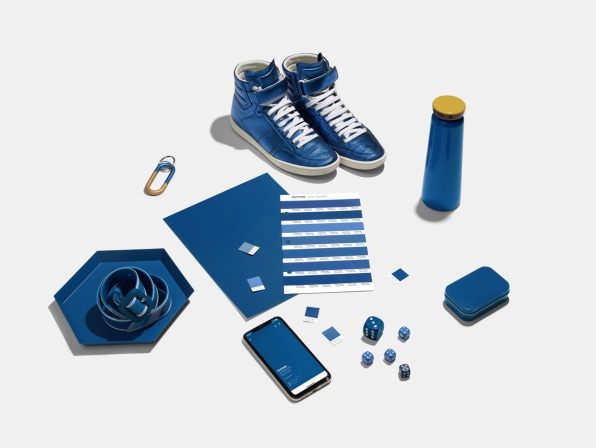 2020 Color Of The Year Clic Blue