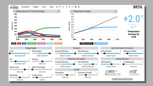 This MIT climate solutions simulator lets you design the perfect plan to end the climate crisis