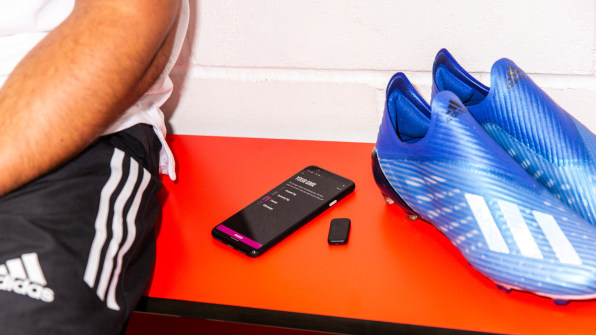 Adidas and Google take fitness tracking to the next level