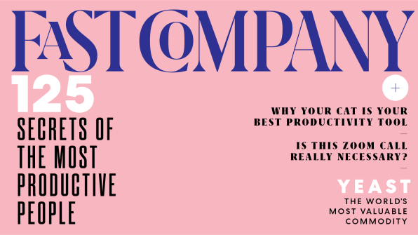 These Custom Zoom Backgrounds Make You A Magazine Cover Star