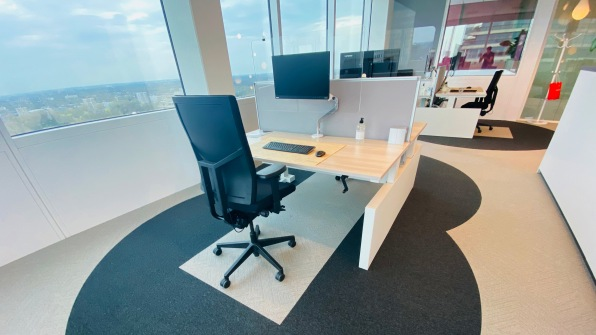 The 6 Feet Office Is Designed For Work After Covid 19
