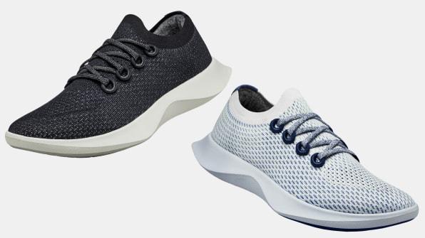 Allbirds' new Tree Dasher running shoes