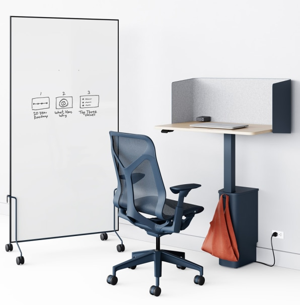 27 herman millers new office line is the anti cubicle