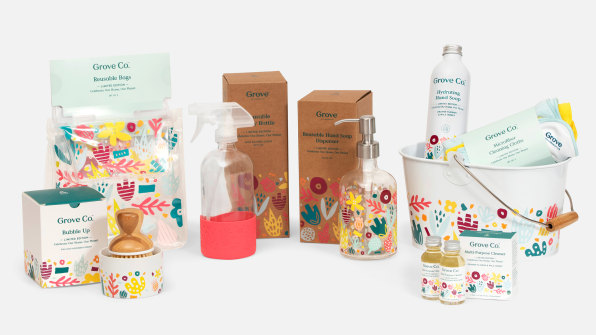 i 2 make your spring cleaning green with these 7 nontoxic eco friendly brands 90618557 grove collaborative