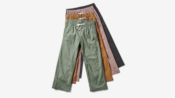 i 3 sustainable clothing brands 90626395 vuori womens riptstop wideleg
