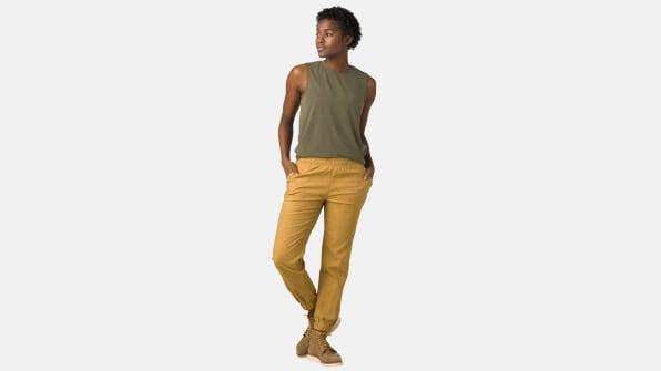i 4 sustainable clothing brands 90626395 prana alana jogger