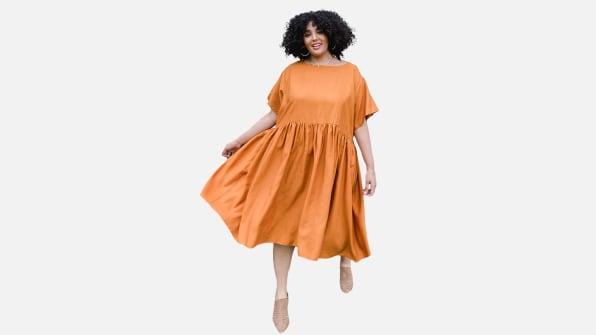 i 5 sustainable clothing brands 90626395 tradlands nico dress