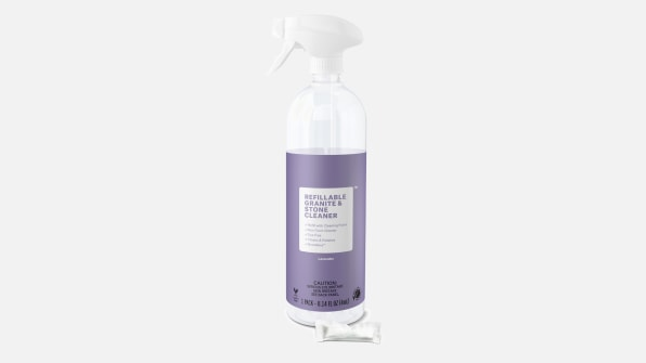 i 6 make your spring cleaning green with these 7 nontoxic eco friendly brands 90618557 brandless granite stone cleaner lavender