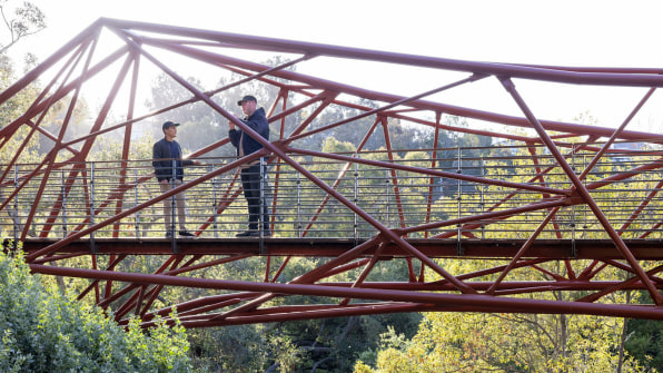 02 90635814 this incredible bridge was designed by