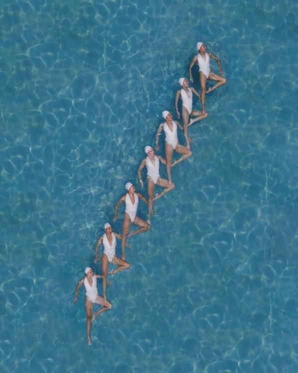 10 90633411 synchronized swim photography